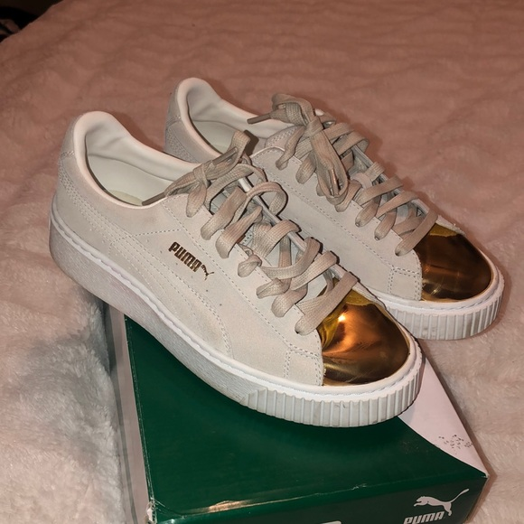 puma platform sneakers fenty
